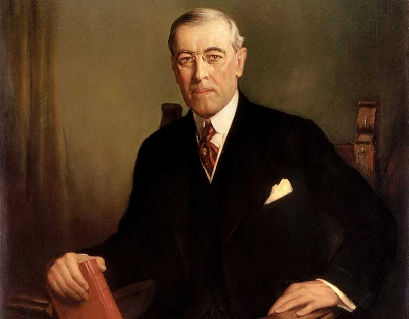 Woodrow Wilson and the World He Made
