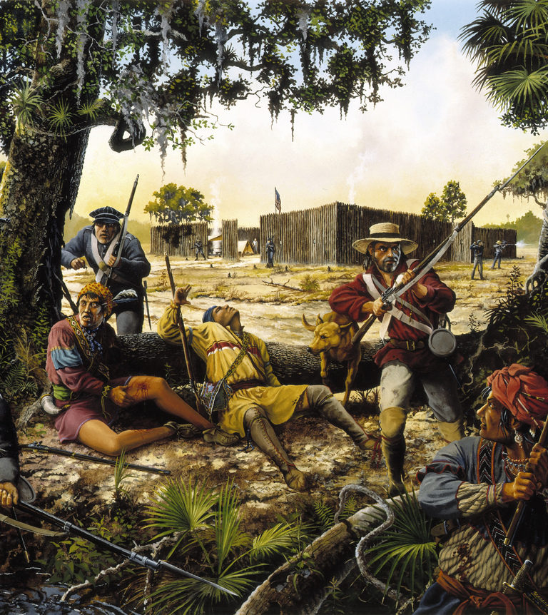 Beschloss' Presidents of War Overlooks Jackson's Indian Genocide